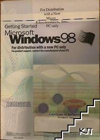 Getting Started Microsoft Windows 98