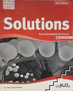 Solutions. Pre-Intermediate workbook
