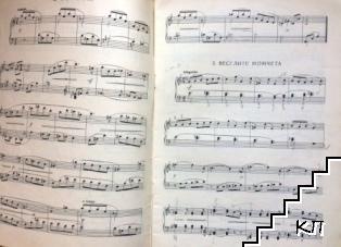 Младежки албум за пиано. Свитък 1-2 (Допълнителна снимка 1)