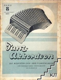 Tanz-Akkordeon. Band 8