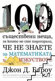 100 съществени неща, за които не сте подозирали, че не знаете за математиката и изкуството