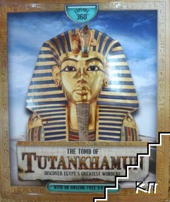 The tumb of Tutankhamun