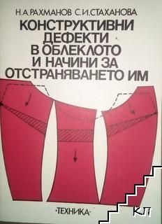 Конструктивни дефекти в облеклото и начини за отстраняването им