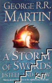 A Song of Ice and Fire. Book 3: A Storm of Swords. Part 1: Steel and Snow