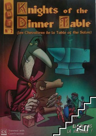 Knights of the Dinner Table. Tome 2: Liquidons la vermine!