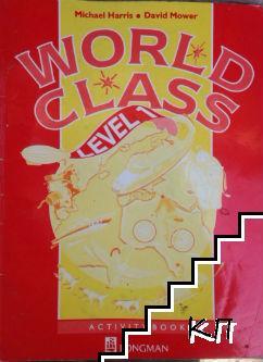 World class. Level 1. Activity book