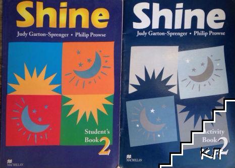 Shine. Activity book 2