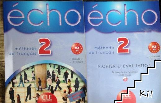 Echo A2: Méthode de français