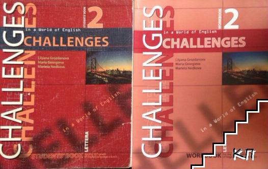 Challenges 2. Student's book / Challenges 2. Workbook