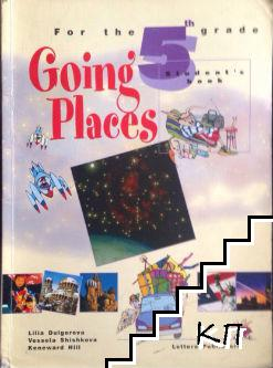 Going Places for the 5th Grade. Student's book