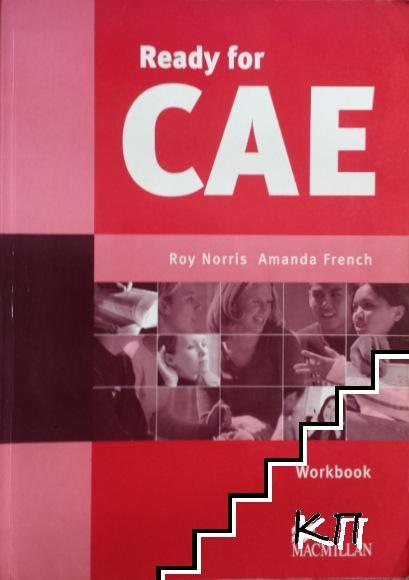 Ready for CAE. Workbook