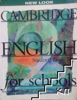 Cambridge English for schools. Student's Book 2