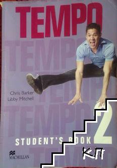 Tempo 2. Student's book