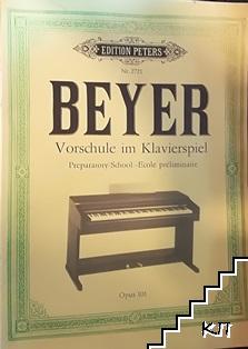 Vorschule im Klavierspiel