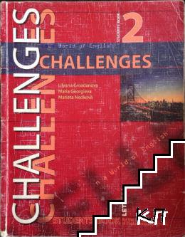 Challenges 2. Student's book