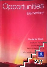 Opportunities. Elementary. Student's book + Mini-Dictionary