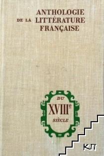Antologie de la Littérature français