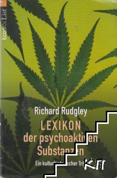 Lexicon der psychoaktiven Substanzen