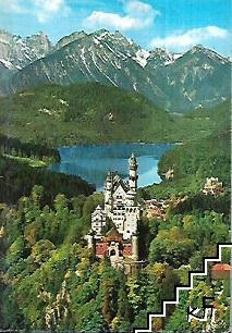Les châteaux de Neuschwanstein et Hohenschwangau