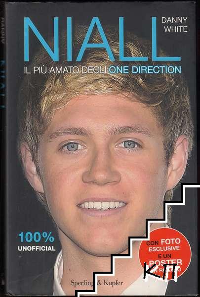 Niall. Il più amato degli One Direction. Con poster
