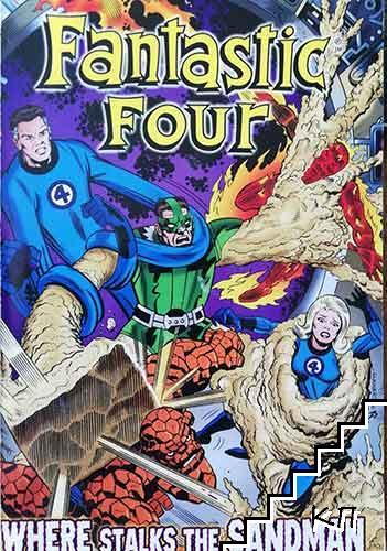Fantastic Four: Where stalks the Sandman