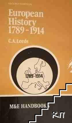 European History 1789-1914