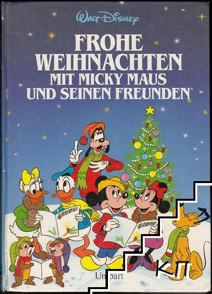 Frohe Weihnachten mit Micky Maus und seinen Freunden