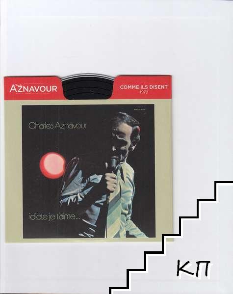 La Collection officielle Charles Aznavour 1972. Comme ils disent (Допълнителна снимка 3)