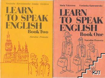 Learn to Speak English. Book 1-3