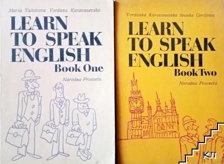 Learn to Speak English. Book 1-2