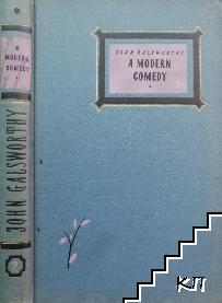 A Modern Comedy. Book 2: The silver spoon