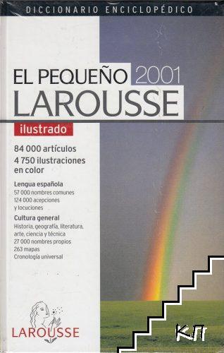 El pequeno Larousse 2001 ilustrado