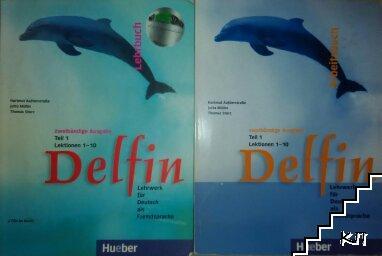Delfin 1. Lehrbuch. Teil 1: Lektionen 1-10 / Delfin 1. Arbeitsrbuch. Teil 1: Lektionen 1-10