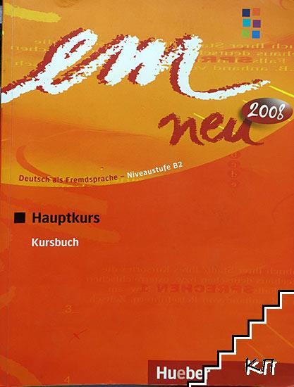 Em neu: Hauptkurs. Deutsch als Fremdsprache. Niveaustufe A2