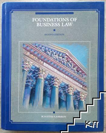 Foundations of Busines Law