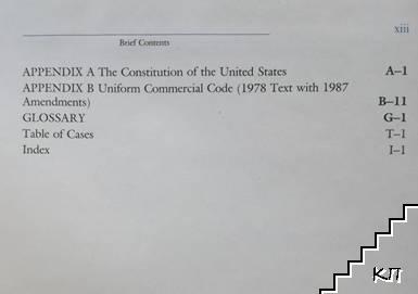 Foundations of Busines Law (Допълнителна снимка 3)