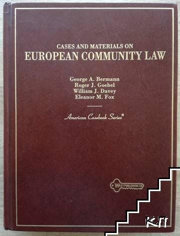 Cses and Materials on European Community law