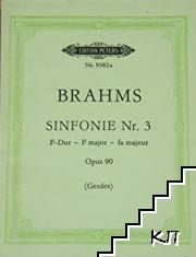 Sinfonie Nr. 3. F-Dur. Opus 90