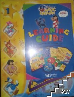 Disney's Magic English. Book 1-6 + Моят първи речник
