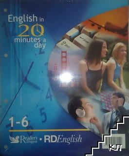 English in 20 minutes a day. Book 1: Audio and Resource + CD 1-6