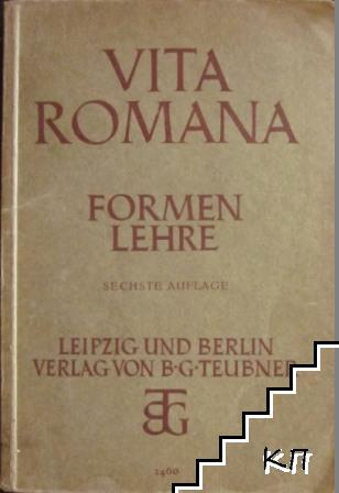 Vita Romana: Formenlehre