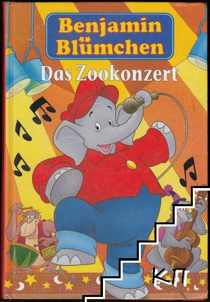Benjamin Blümchen. Das Zookonzert