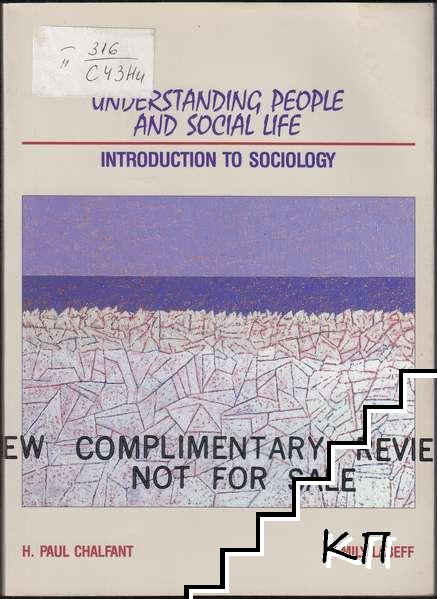 Understanding People and Social Life: Introduction to Sociology