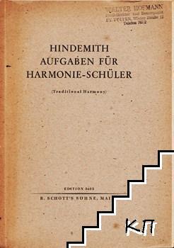 Aufgaben für Harmonieschüler