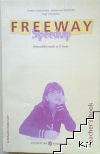 Freeway Speedup. Teacher's book
