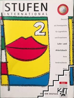Stufen International. Lehr-und Arbeitsbuch 2