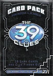 The 39 clues: Card pack for books 1-3
