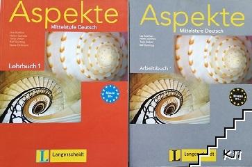 Aspekte 1. Kursbuch + Arbeitsbuch