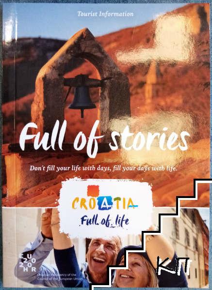 Croatia - Full of Life, Full of Stories