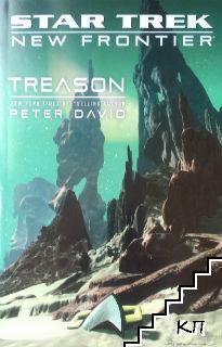 Star trek. New frontier: Treason